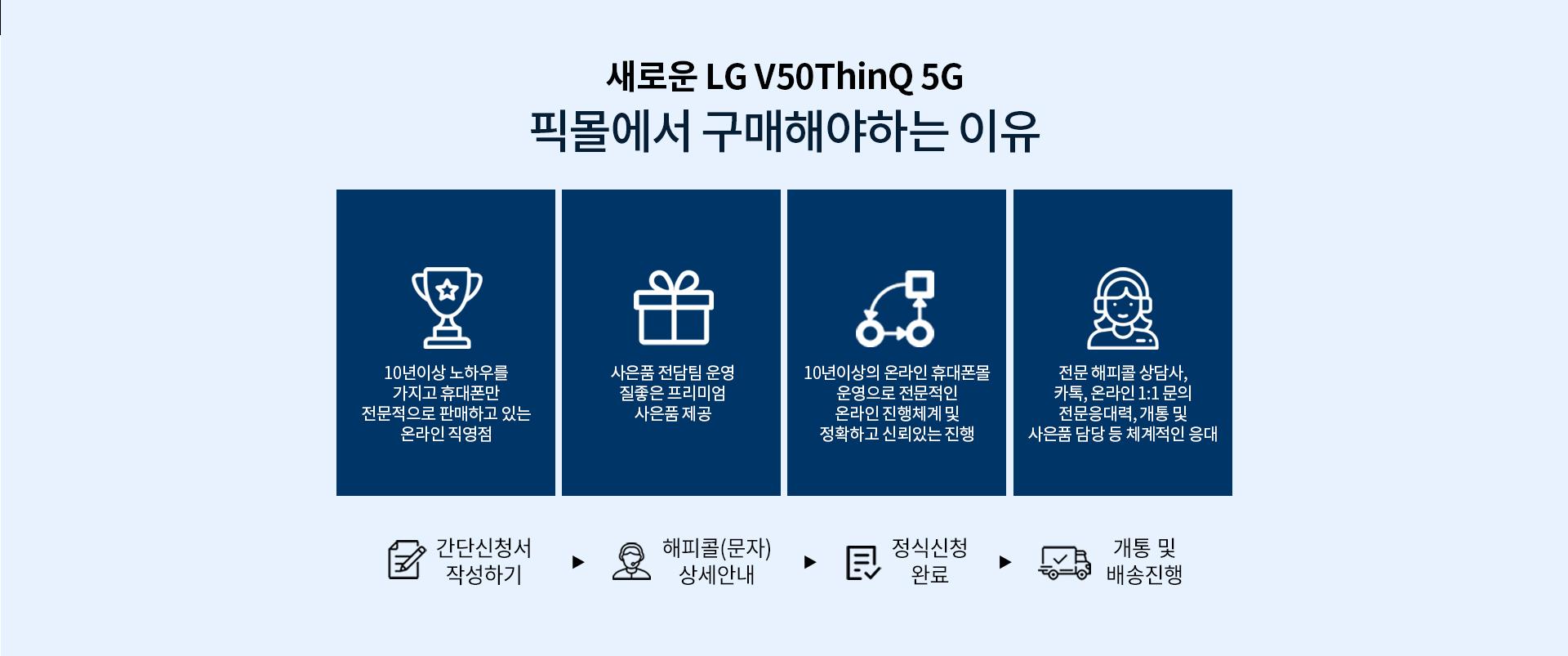 LGV50 엘지V50 V50 픽몰에서 구매해야하는 이유